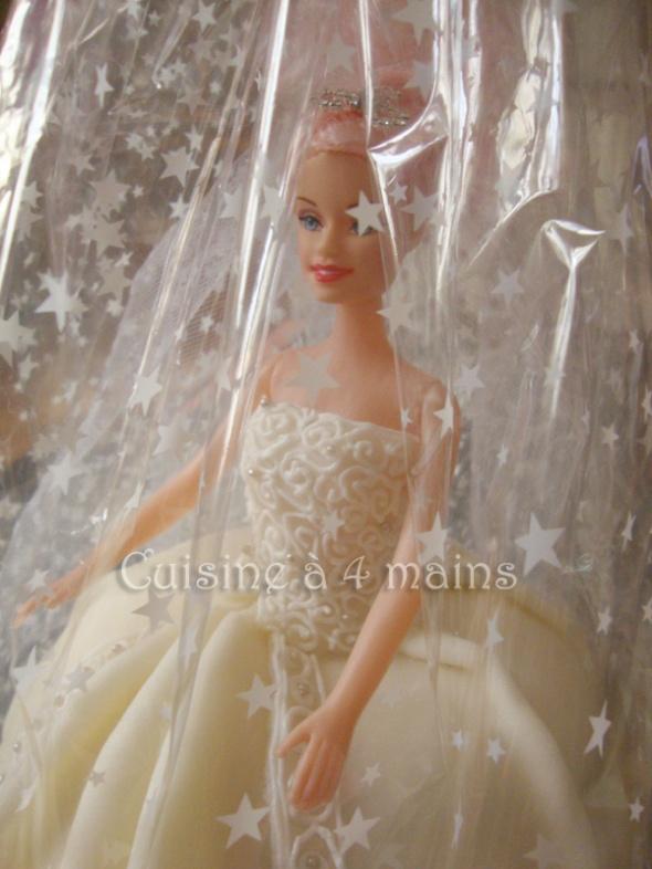 poupée Barbie 10- cuisine à 4 mains