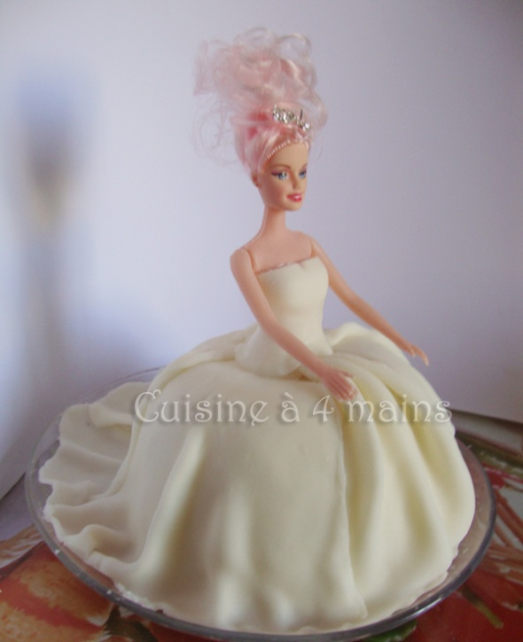 poupée Barbie 11 - cuisine à 4 mains