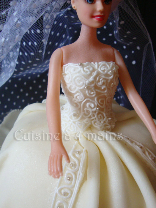 poupée Barbie 12 - cuisine à 4 mains