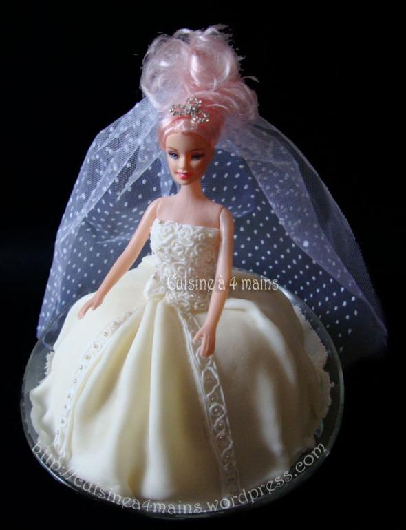 poupée Barbie 15 - cuisine à 4 mains
