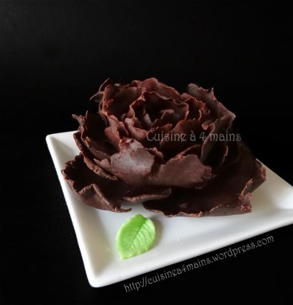 chocolat plastique4 - cuisine à 4 mains