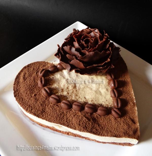 coeur chcolat café 1 - cuisine à 4 mains