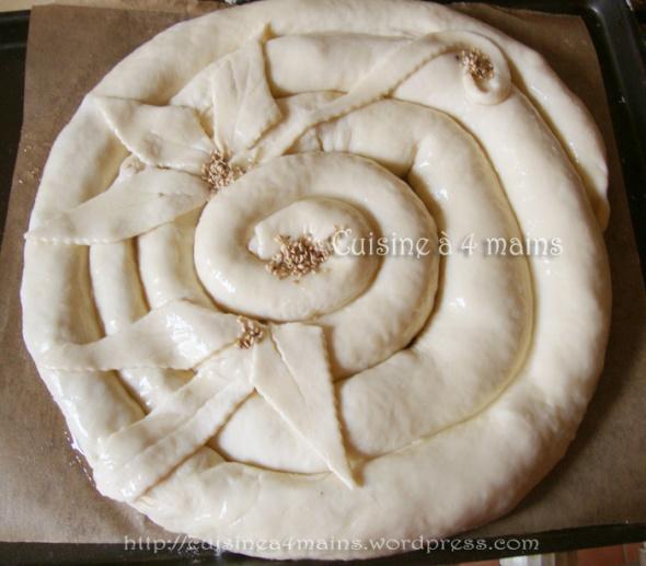 Katmer pie 7 - cuisine à 4 mains