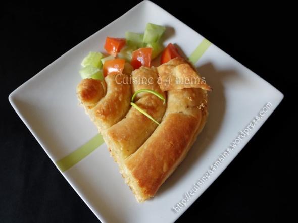 Katmer pie 8 - cuisine à 4 mains