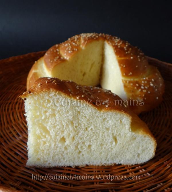 pain spirale4 - cuisine à 4 mains