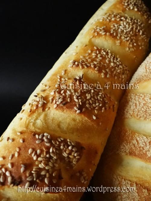 pain marocain 3 - cuisine à 4 mains