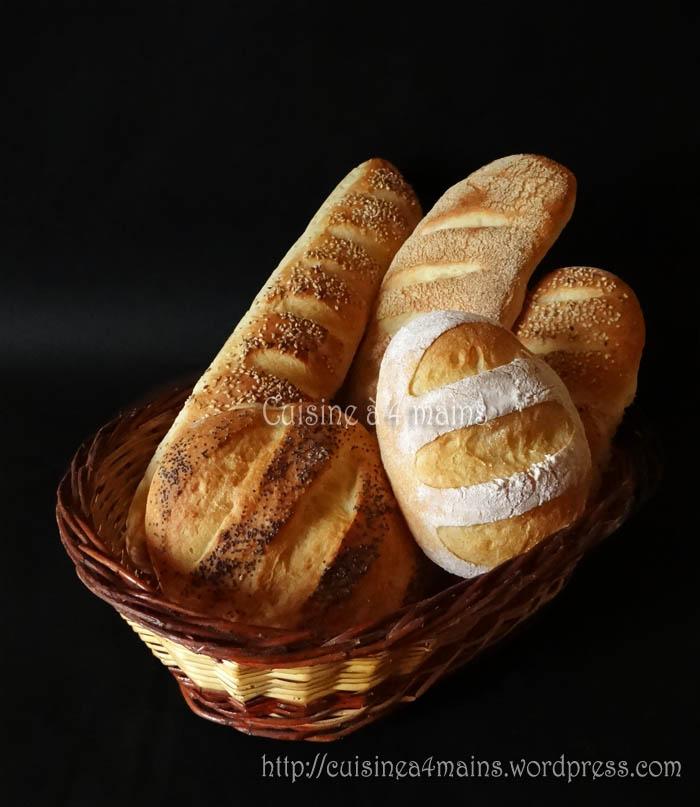 pain marocain1 - cuisine à 4 mains