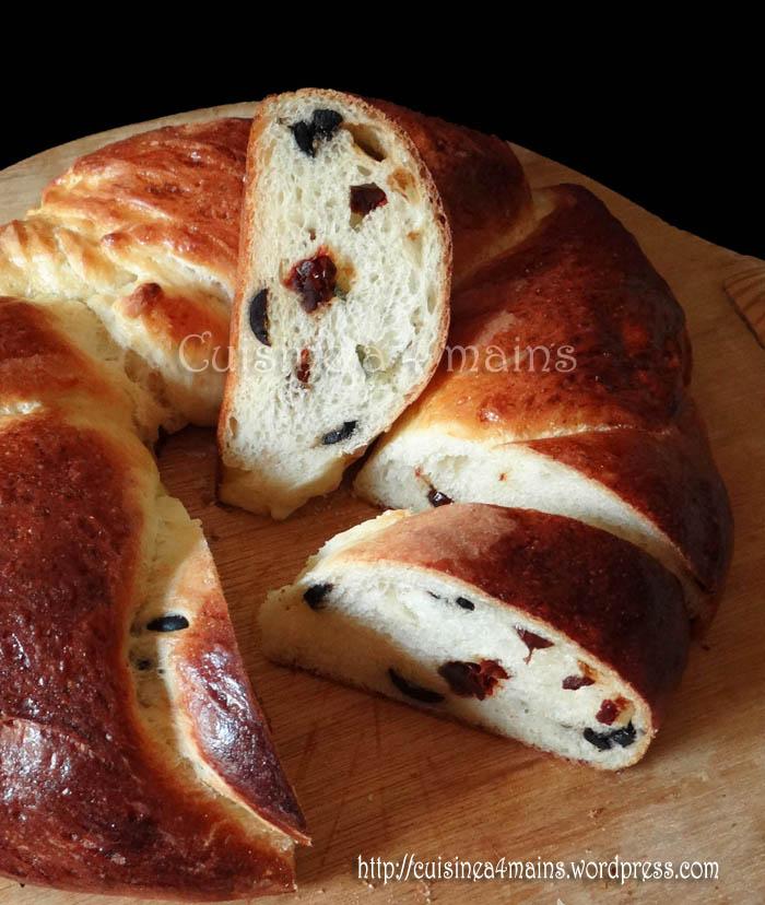 twist bread 2 - cuisine à 4 mains