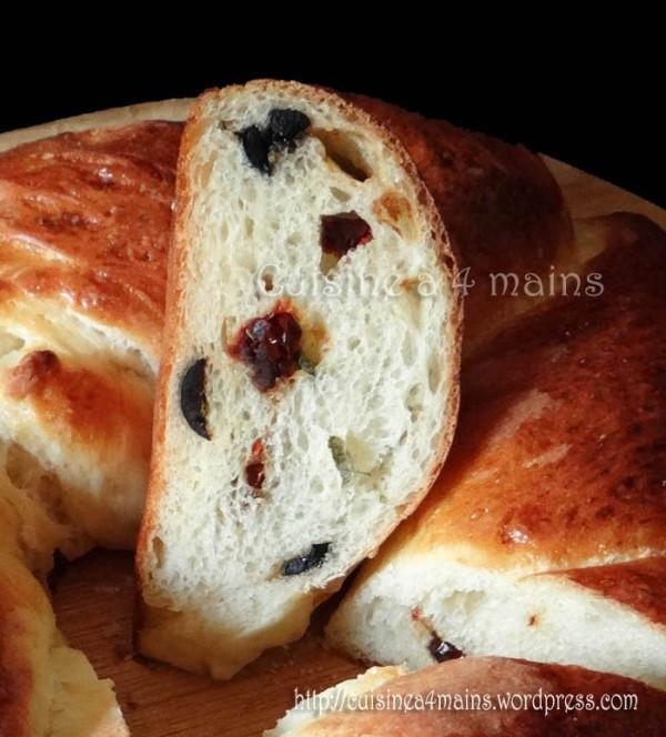 twist bread 3 - cuisine à 4 mains