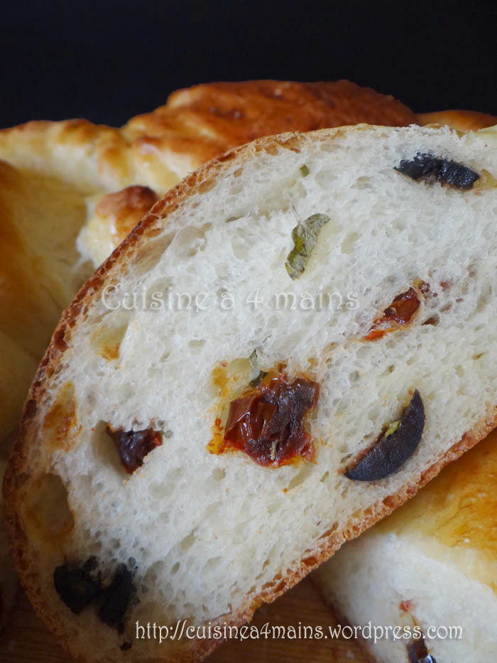 twist bread 4' - cuisine à 4 mains