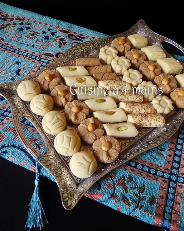 ghribiya 2- cuisine à 4 mains
