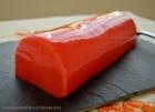 Bûche fraise pistache 11 – cuisine à 4mains
