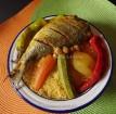 couscous tunisien au poisson 3 – cuisine à 4mains