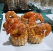 bouchées aux crevettes et à la mangue 2 – cuisine à 4mains